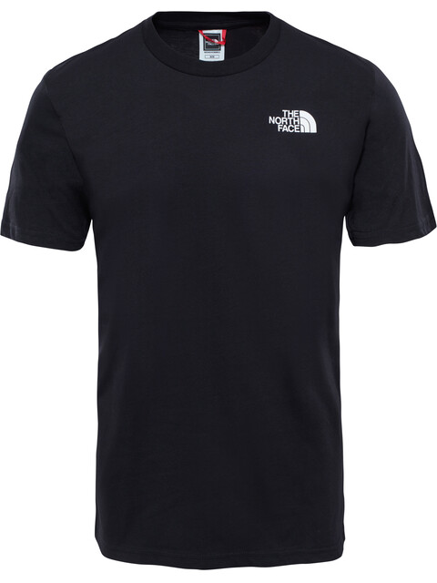 The North Face Simple Dome S/S Tee Men TNF black